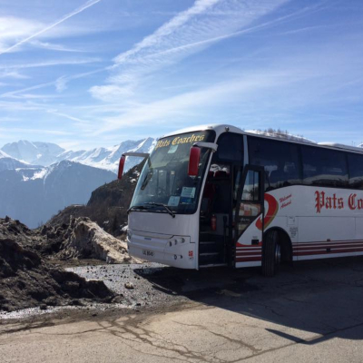 LIL8045 in the French Alps